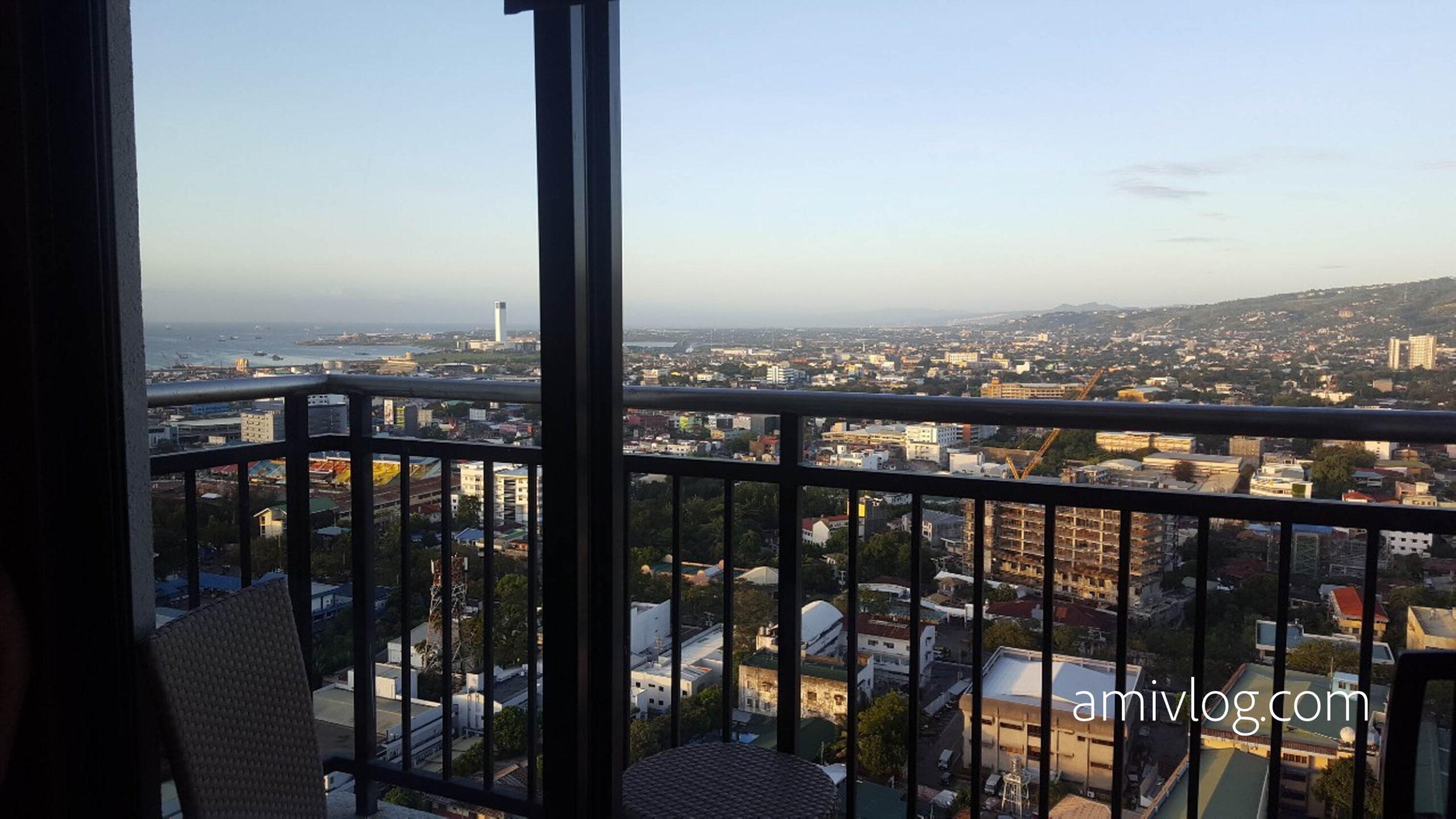 セブ市内のきれいな宿|Ramos Tower