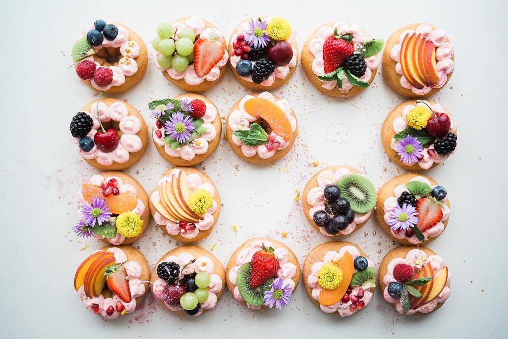 カラフル色の食べ物|イタリア語8語一覧