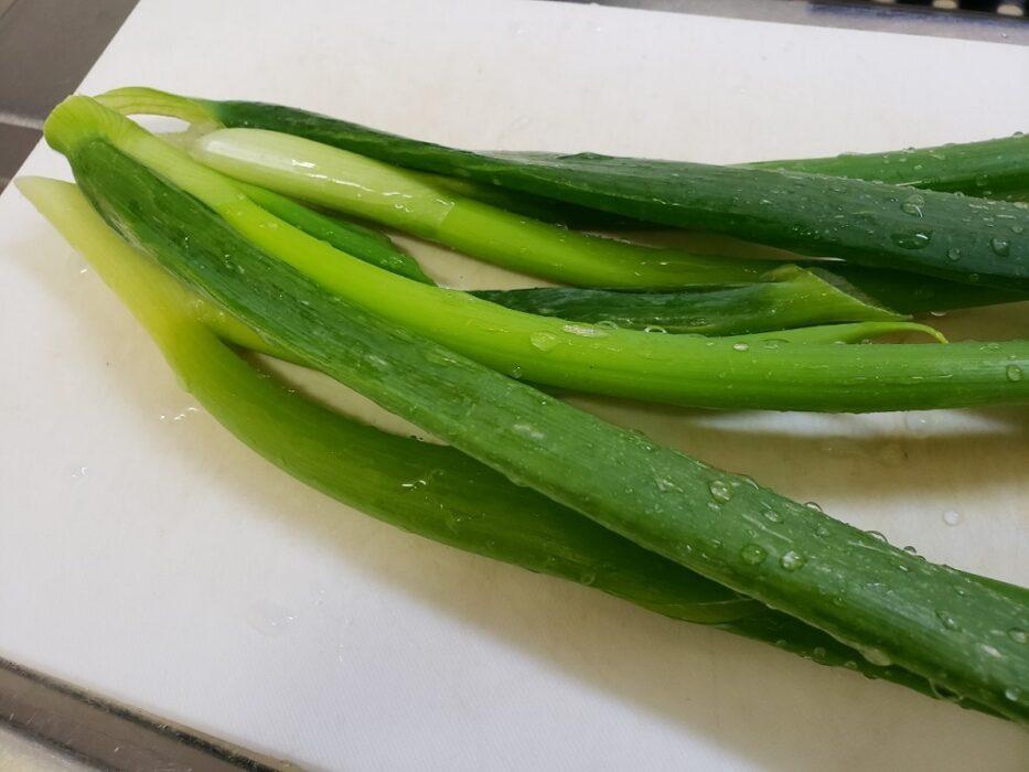ネギの青い部分 レシピ