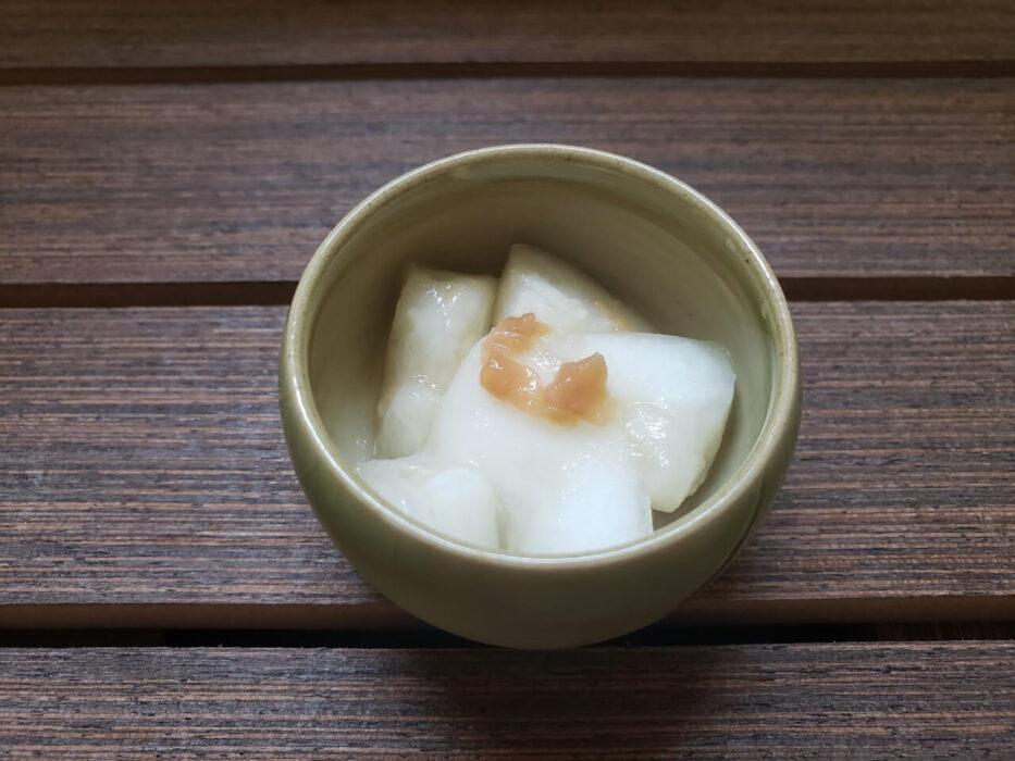 夕顔 レシピ